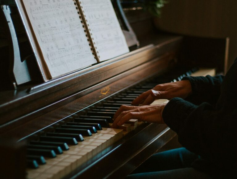 Hudební chvilka